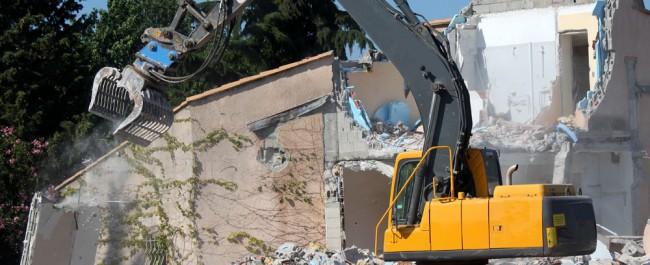 Travaux de démolition La Baule Guérande Saint Nazaire et toute la presqu'ile guérandaise
