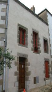 enduit à la chaux La Baule Guérande Saint Nazaire