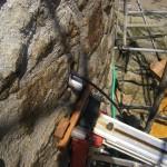 Renforcement mur par ancrage La Baule Guérande