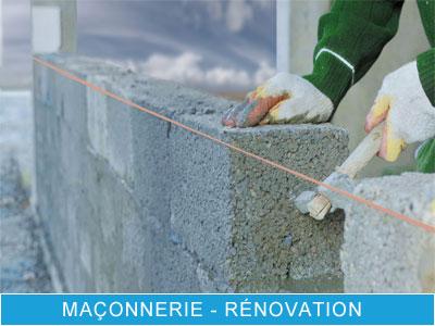 Maçonnerie Rénovation maçonnerie La Baule Guérande Pornichet