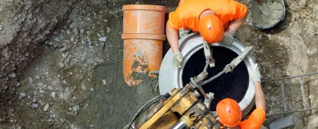 assainissement tout à l'égout La Baule Guérande Saint Nazaire - maçon maçonnerie La Baule Guérande Saint Nazaire