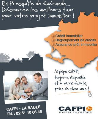 Crédit Immobilier La Baule Guérande Saint Nazaire