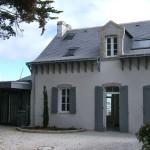 Extension agrandissement maçonnerie La Baule Guérande Saint Nazaire