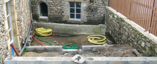 restauration-batiment La Baule Guérande Saint Nazaire